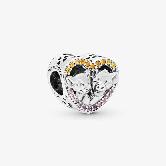 Pandora Jewelry - Pandora Disney The Lion King Heart Charm